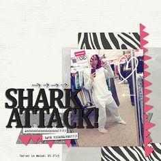 Shark Attack! #digis