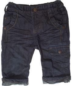 Super short en jeans foncé par MoloAlexander