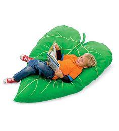 Leaf Cushion - HearthSong