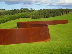 Richard Serra: Te Tuhirangi Cantour (1991- 2001)