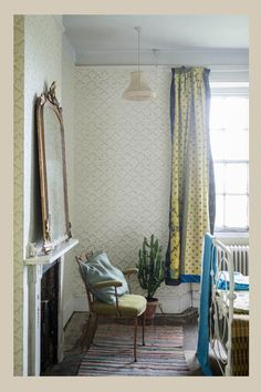 Farrow & Ball paints and wallpapers are born and bred in Dorset, England, using age-old methods