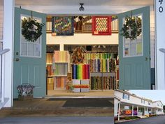 SHOP OF THE DAY! PENNSYLVANIA! We are western Pennsylvania's largest quilt shop The Quilt Company 3940 Middle Road Allison Park, PA 15101 (412) 487-9532 www.thequiltcompany.com  https://www.facebook.com/pages/The-Quilt-Company/142564535755634