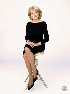 the Barbara Walters The View Tv Show, Barbara Walters, Strength Of A Woman, My Fair Lady, Great Women, Iconic Women, Before Us, Famous Faces, Strong Women