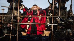 Madonna Talks Rebel Heart Tour, Why She Likes Pope Francis | Rolling Stone