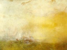 Turner   Would love to be able to paint this to use as the back ground for my quilts