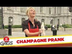 Pop The Champagne! Prank Videos, Throwback Thursday, Pranks, Champagne, Jokes, King, Pop, Movie Posters, Chistes