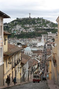 Quito, Ecuador   - Explore the World with Travel Nerd Nici, one Country at a Time. http://TravelNerdNici.com