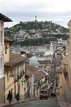 Quito, Ecuador   - Explore the World with Travel Nerd Nici, one Country at a Time. http://TravelNerdNici.com