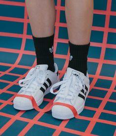 New Work update…Photographer Amanda Jasnowski x Adidas.What a fun project! Look Casual, Casual Chic, Editorial Fashion, Fashion Art, Fashion Trends, Fashion Women, Fashion Outfits, Still Life Photography, Fashion Photography