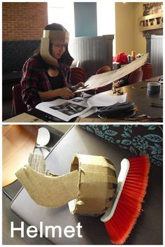 Qin Theory: STUDY OF ART: Making a Roman Soldier Costume