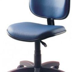 Cadeira Para Escritorio Executiva Giratoria Simples. http://www.samudio.com.br http://www.classeaflex.com.br