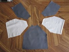 "FREE Raglan shirt pdf American Girl 18"" Doll pattern to download WITH TUTORIAL from beach bunny"