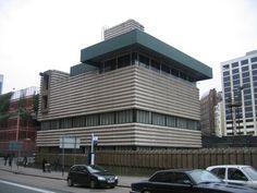 Birmingham New Street Signal Box, grade 2 listed.