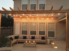 When learning about the various types of pergola designs or you're researching how to create a pergola, there are a number of different approaches one can take. There are lots of patio suggestions for…MoreMore #OutdoorsLiving