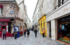 Medieval Paris: A Walking Tour of the Marais,  Remnants of Roman and medieval Paris. Hipster Food, Best Vacation Destinations, Best Vacations, Free Museums, Paris Travel, France Travel, Travel Europe, European Travel, Shopping Places