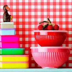 Derli Toplu Mutfaklar İçin Model Model Saklama Kapları