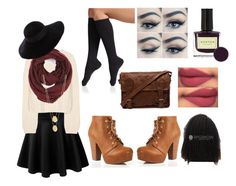 """#1 fall outfit"" by amaniiridley on Polyvore"