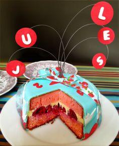 valentine cupcake fondant