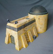 Warhammer Terrain, 40k Terrain, Wargaming Terrain, Warhammer 40k, Maquette Star Wars, Star Wars Design, Star Wars Rpg, Fictional World, Tabletop Games