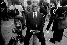 """#ICPfaculty member Harvey Stein has been documenting NYC for over four decades. """"New York Street Life"""" is now on display at the Leica Gallery in San Francisco."""