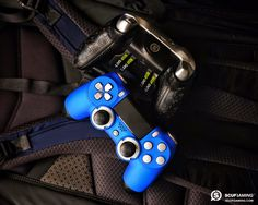 SCUF Infinity 4PS Sapphire Controller for Xbox One and PlayStation 4. Personalized Design and Function, Scuf Gaming creates handcrafted, professional controllers, and high-end gaming accessories for PC and Console. Tactical Gear for Elite Gamers.