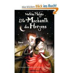 Ein Buch im Tim Burton-Stil. Faszinierende Wortspiele und skurrile Charaktäre! :-)