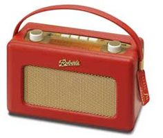Roberts Radio RD60 DAB in Red....I think I might want this one! Awesome