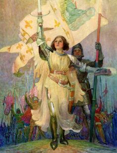 Joan Of Arc - The Warrior Maid
