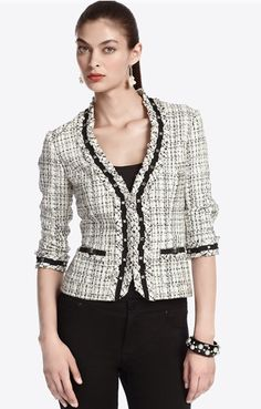 chanel jacket 2011 - Google Search