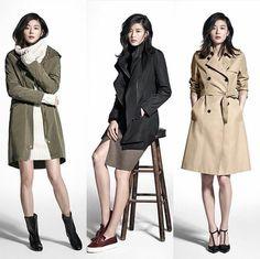 Jun Ji Hyun for Shesmiss FW 2015
