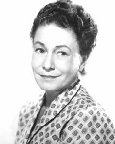 """Thelma Ritter .... She was the nurse for James Stewart in """"REAR WINDOW"""""""