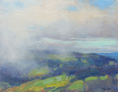 Jim McVicker Paintings: 'Oil Sketches From Bear Basin Butte Fire Lookout' Clyde Aspevig, American Academy Of Art, Impressionist Artists, Free Mind, California Art, Outdoor Landscaping, Nocturne, Art Club, Impressionism