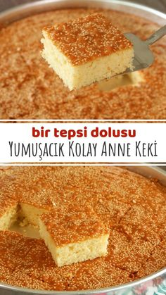 Turkish Recipes, Ethnic Recipes, Types Of Cakes, Food Design, Vanilla Cake, Bakery, Deserts, Food And Drink, Cooking Recipes
