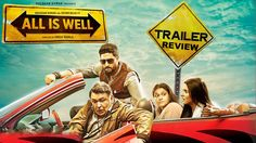 """Watch """"All Is Well"""" Hindi Movie Official Trailer Review. Starring: Abhishek Bachchan, Asin Thottumkal, Rishi Kapoor, Supriya Pathak & others."""