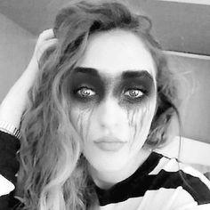 eyes thanks snapchat! #eyes #snapchat #snap #curlyhair #dontcare #occhi #chiari #filter #student #maybe #studying #exams #filtro #black #white #rimini #home #studio #mattoedisperato #lasmetto #lastsemester #lastquarter #universitylife #università #girl #waitingfortheweekend #chiaraslife #italiangirl by chiaracongiu