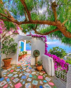 Amazing Places On Earth, Beautiful Places To Visit, Wonderful Places, Wonderful Picture, Beautiful Landscapes, Beautiful Gardens, Places To Travel, Places To Go, All About Italy