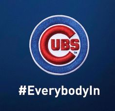 """9 Likes, 1 Comments - Donald Bowles (@movieguy12) on Instagram: """"It's time!! #cubs #everybodyin"""""""