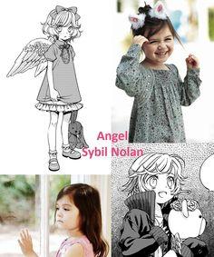 Sybil Nolan as Angel