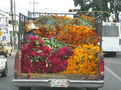 Day of the Dead is everywhere in Oaxaca.