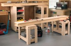 Extreme Garage Shop Makeover Part 5 – Shop Starters | Woodworking Adventures