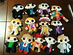 12 Doctors and Captain Jack