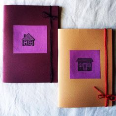 Home Sweet Home Mini Notebooks