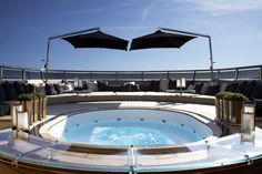 Top 10 Gorgeous Superyachts With The Most Exciting Sundecks
