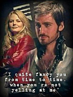 Once Upon A Time ~ Hook & Emma
