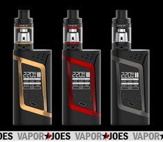 Vapor Joes - Daily Vaping Deals: SIZZLE: SMOKTECH ALIEN 220W + SMOK BABY BEAST TANK...