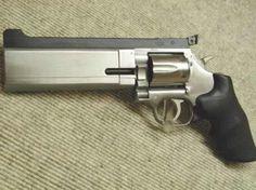 Dan Wesson PPC 357. revolver