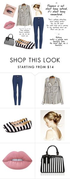 """""""Untitled #639"""" by madhatter-000122334455 ❤ liked on Polyvore featuring Lime Crime"""