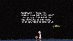 Calvin knows what he's talking about