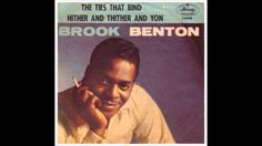 Brook Benton. I Can,t Begin To Tell You.