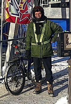 2 janvier 2013 - place Georges V - Québec, Qc